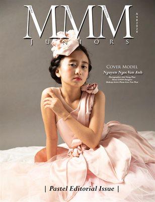 """Juniors """"Pastel Editorial"""" Issue"""