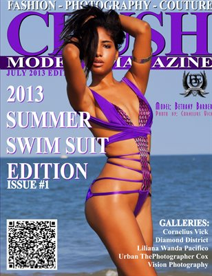 CRUSH MODEL eMAGAZINE - 2nd Annual Swim Suit Edition