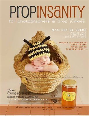 Prop Insanity Photography Magazine & Prop Guide - Issue 2 - September 2014