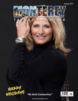 Monterey Talent Magazine January 2017 Edition