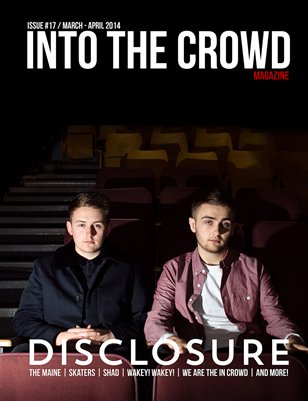 Into The Crowd Magazine | Issue 17