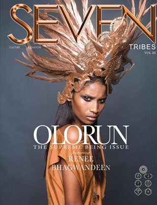 SEVEN Tribes: Olorun Issue Vol.3