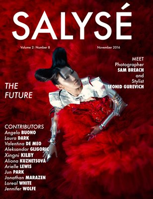 SALYSÉ Magazine | Vol 2:No 8 | November 2016 |