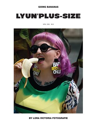 LYUN Plus Size No.8 (VOL No.2) C4