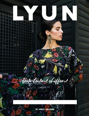 LYUN ISSUE No.6 (VOL No.15)