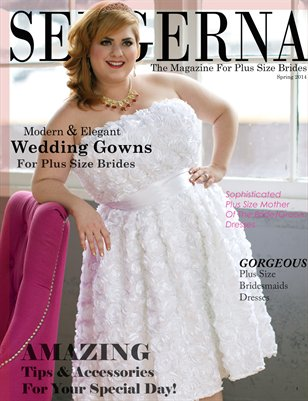 SERGERNA WEDDINGS MAG SPRING 2014