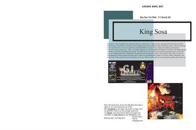 King Sosa
