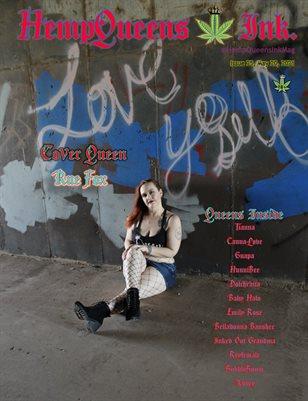 HempQueens Ink. Magazine ~ Issue 25 ~ Rue Fox