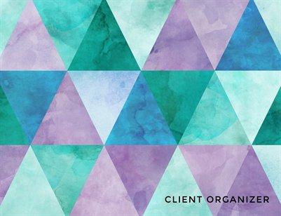 Client Organizer: Watercolor