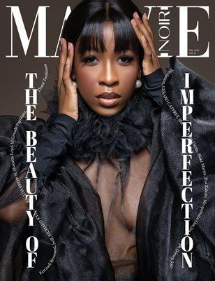 MALVIE Magazine NOIR Spécial Édition Vol. 31 March 2021