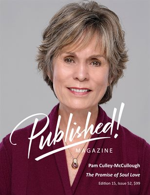 PUBLISHED! #15 Excerpt featuring Pam Culley-McCullough!