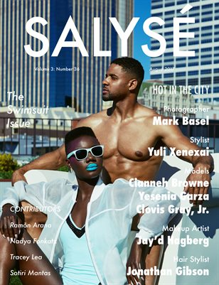 SALYSÉ Magazine | Vol 3:No 36 | August 2017 |