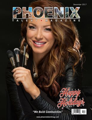 Phoenix Talent Magazine December 2017 Edition