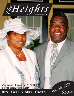 Volume 3 Issue 5 - June 10, 2010