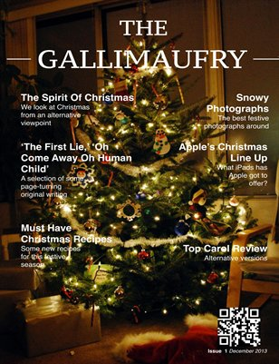 The Gallimaufry