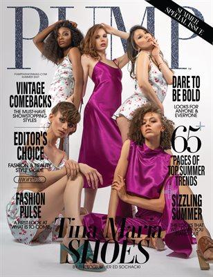 PUMP Magazine | The June Fashion Issue | Vol.3