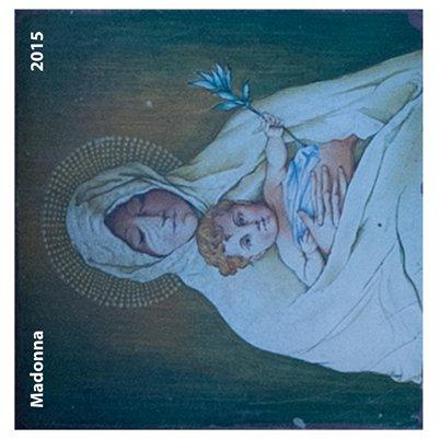 Madonna 2015 German Calendar