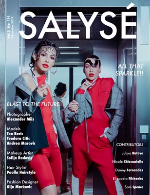 SALYSÉ Magazine | Vol 5 No 114 | DECEMBER 2019 |