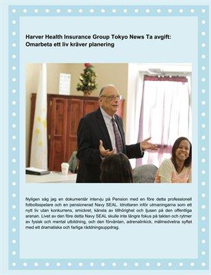 Harver Health Insurance Group Tokyo News Ta avgift