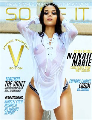 SO BE IT MAGAZINE ISSUE 36 (NANAH MARIE)