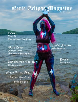 Eerie Eclipse Magazine May 2021 Zodiac Issue