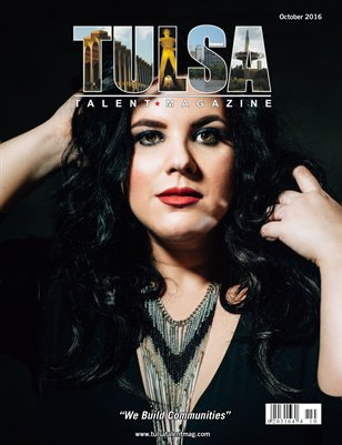 Tulsa Talent Magazine October 2016 Edition