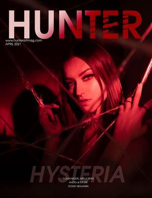 The HUNTER Magazine issue April 2021 vol.4