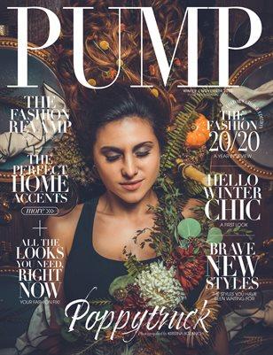 PUMP Magazine | The Fashion & Beauty Edition | Vol.1