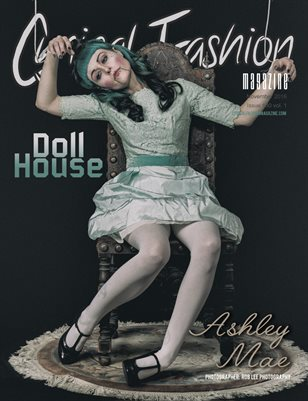 Cynical Fashion Mag Issue #30 Vol.1