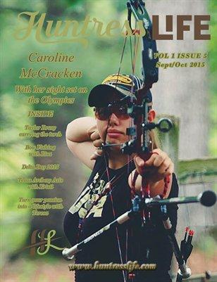 Huntress Life Magazine Sept Oct 2015