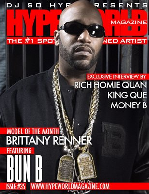 HYPE WORLD MAGAZINE ISSUE #35