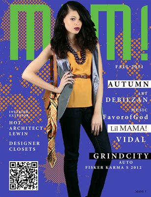 MAMI FALL 2011 AUTUMN EDITION