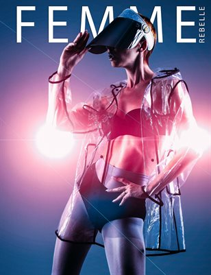 Femme Rebelle Magazine August 2018 - BOOK 3