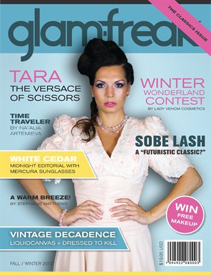 Glamfreak Magazine - Issue 2