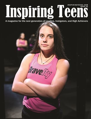 Issue 28 Inspiring Teens