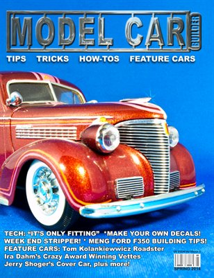 Model Car Builder No. 15