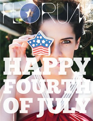 Florum Fashion - July Fourth
