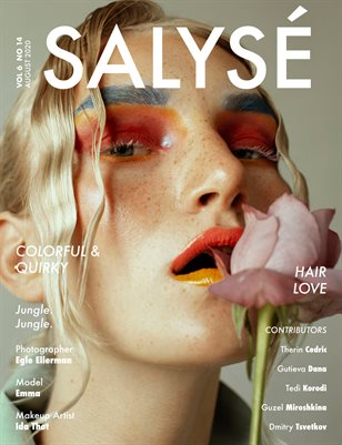 SALYSÉ Magazine | Vol 6 No 14 | AUGUST 2020 |