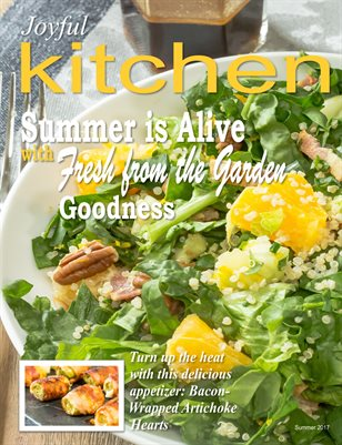 Joyful Kitchen Summer 2017