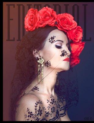 Editorial October 2015 - Dark Fashion
