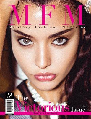 McGlory Fashion Magazine VOL 3