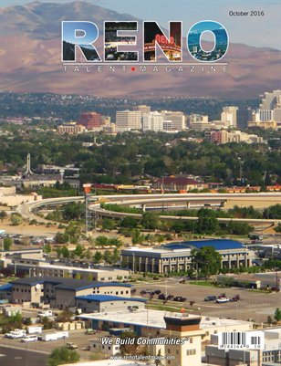Reno Talent Magazine October 2016 Edition