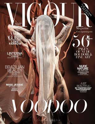 NUDE & Boudoir | July Issue 09