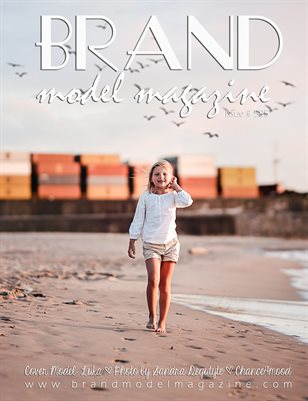 Brand Model Magazine  Issue # 585