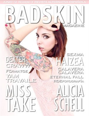 Bad Skin Magazine #JUN2012