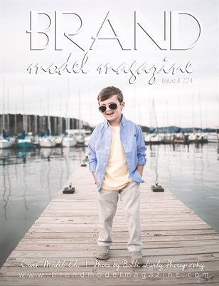 Brand Model Magazine  Issue # 224