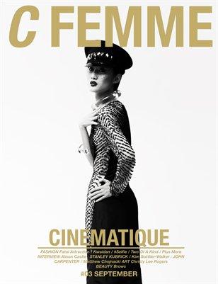 C FEMME #03 (COVER 2)