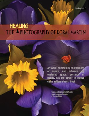 The HEALING Fine Art Nature Photography of Koral Martin, Spring 2012