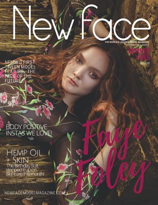 New Face Model Magazine - Issue 06, June '17