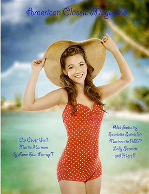American Classic Magazine Swimsuit Edition